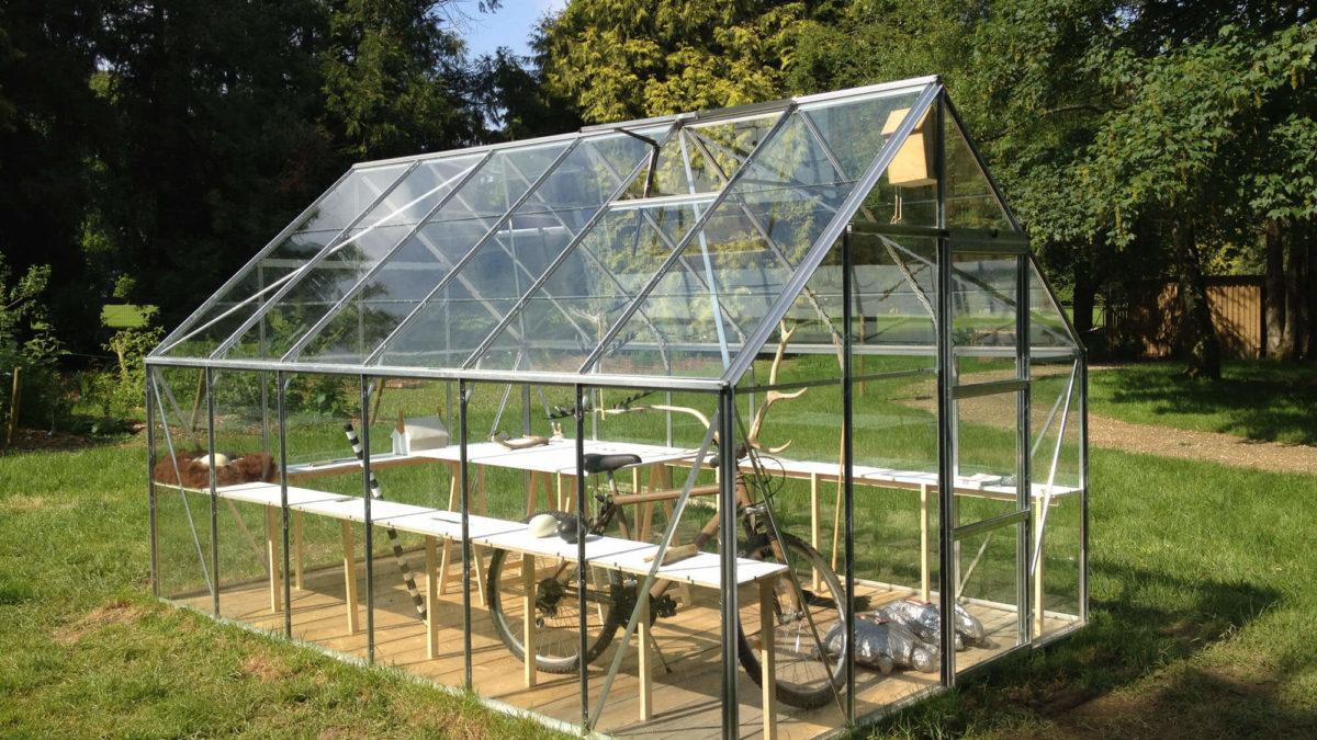 pavillon de verre branféré