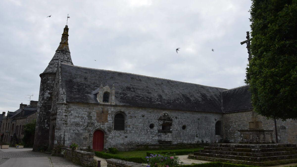 église sainte anne du guerno