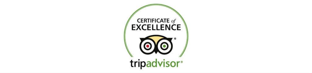 Branféré récompensé par le certificat d'excellence de TripAdvisor