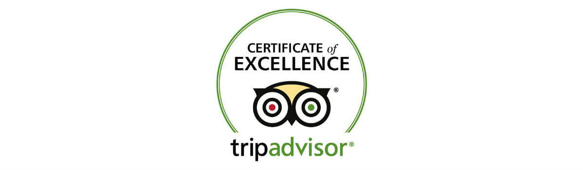 certificat excellence tripadvisor branféré