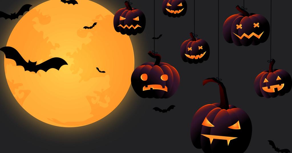 Venez fêter Halloween au parc !