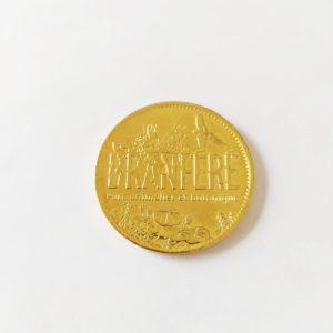 médaille branféré