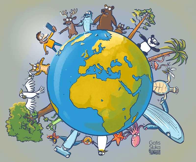Branféré rejoint la coalition mondiale « Unis pour la biodiversité »